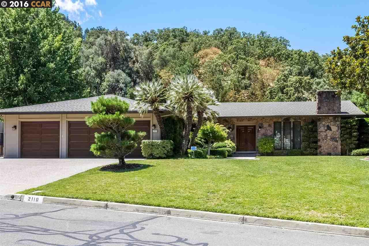sold property at 2110 Pebble Drive