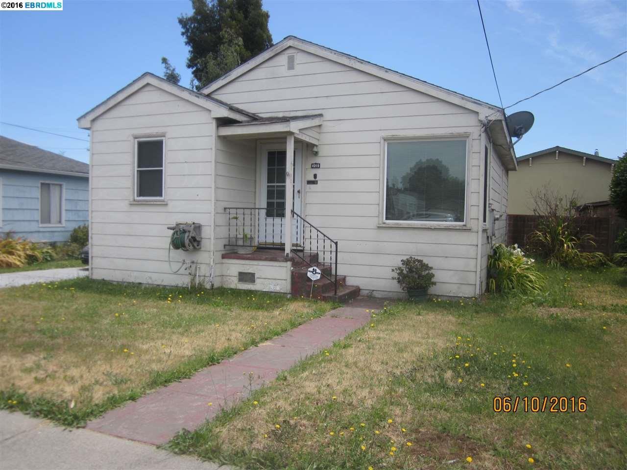 4310 ROOSEVELT AVE, RICHMOND, CA 94805
