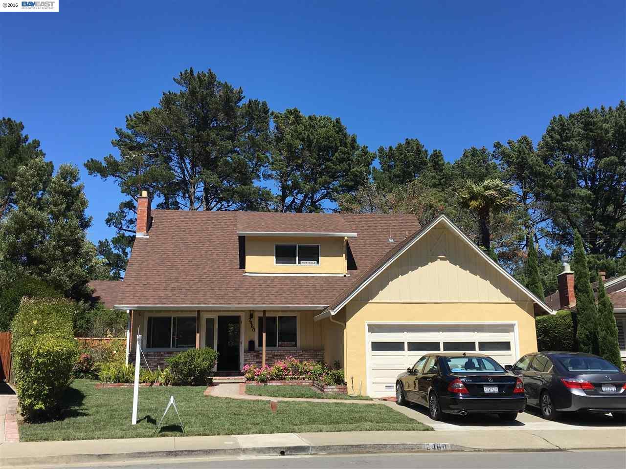 Maison unifamiliale pour l Vente à 2460 whitman way San Bruno, Californie 94066 États-Unis