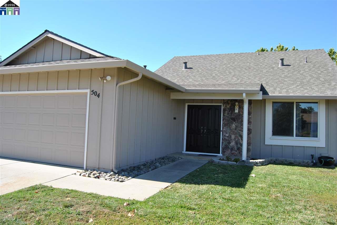 504 Colusa Way, LIVERMORE, CA 94551