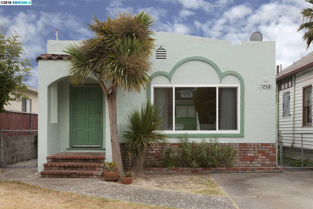 Additional photo for property listing at 1250 Carrison Street  Berkeley, California 94702 Estados Unidos