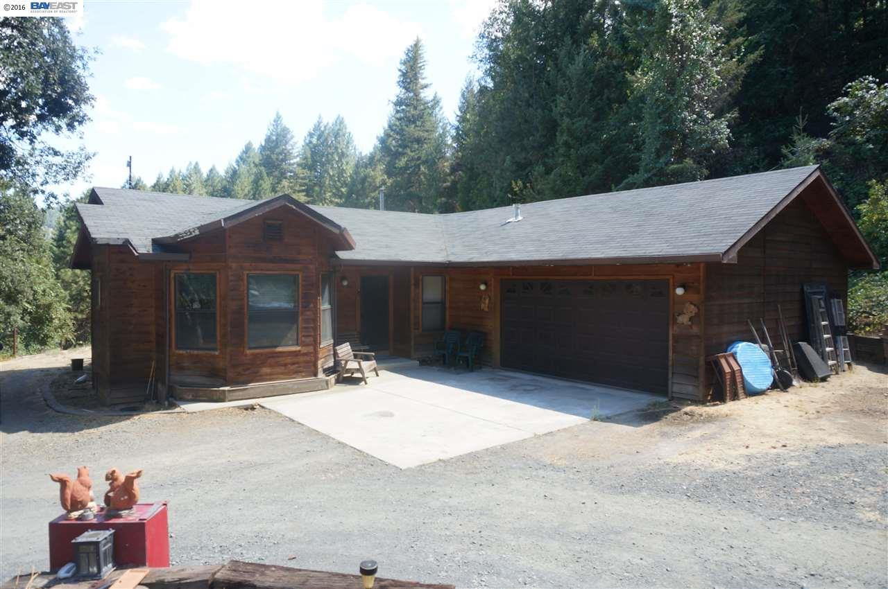 Single Family Home for Sale at 421 Shady Creek Lane 421 Shady Creek Lane Douglas City, California 96024 United States