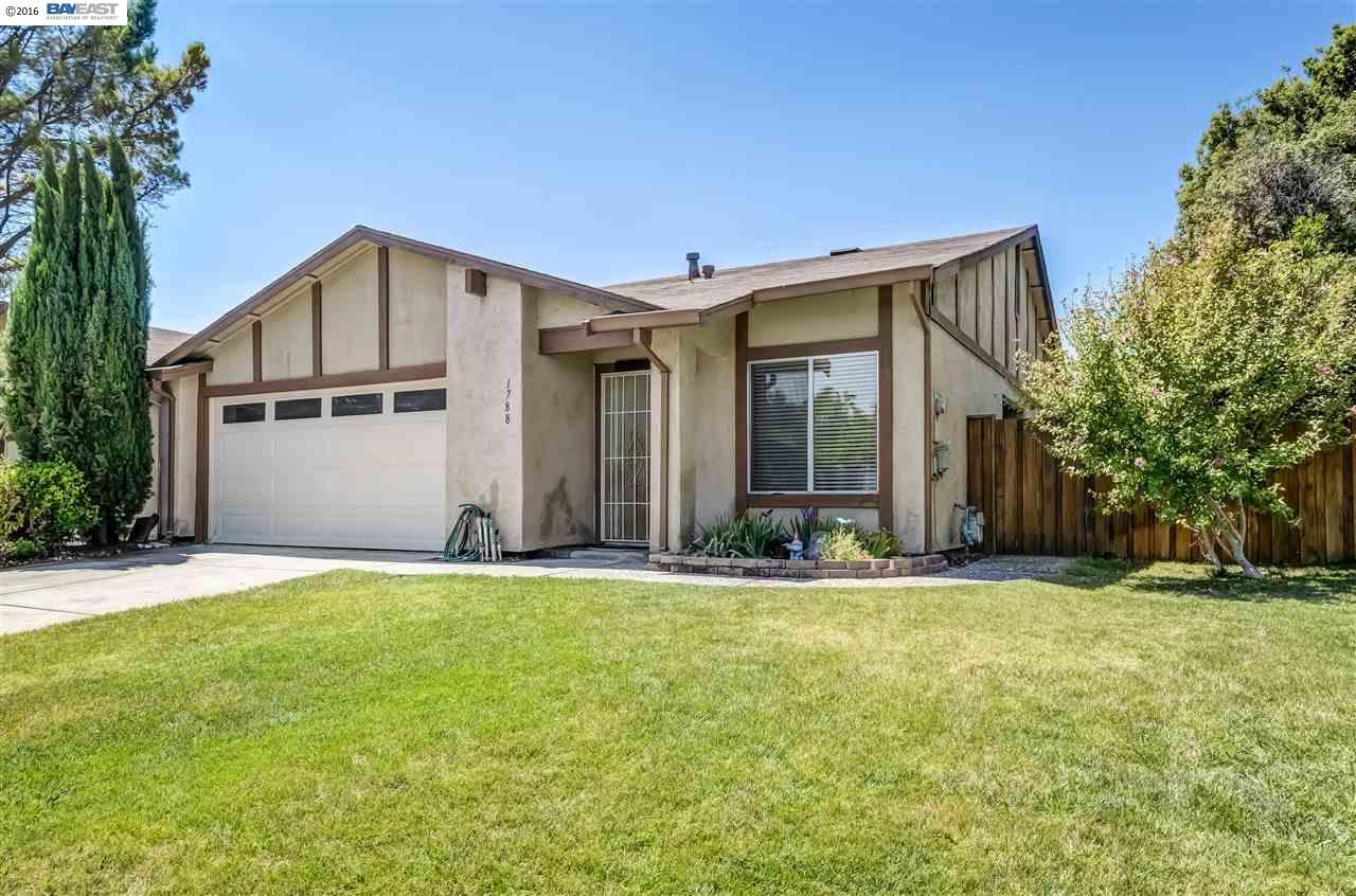 1788 Autumn Oak Drive, LIVERMORE, CA 94551