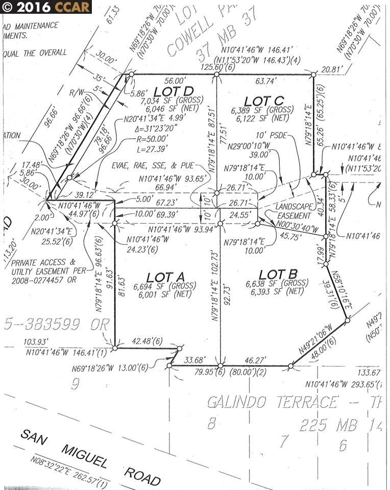 Additional photo for property listing at 2712 Cowell Road, Lot D 2712 Cowell Road, Lot D Concord, Калифорния 94518 Соединенные Штаты