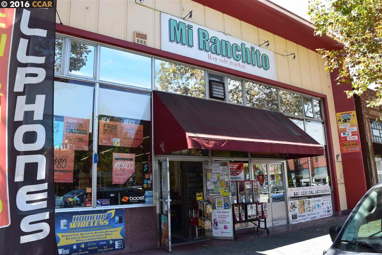 Commercial for Sale at 2032 San Pablo Avenue Berkeley, California 94702 United States