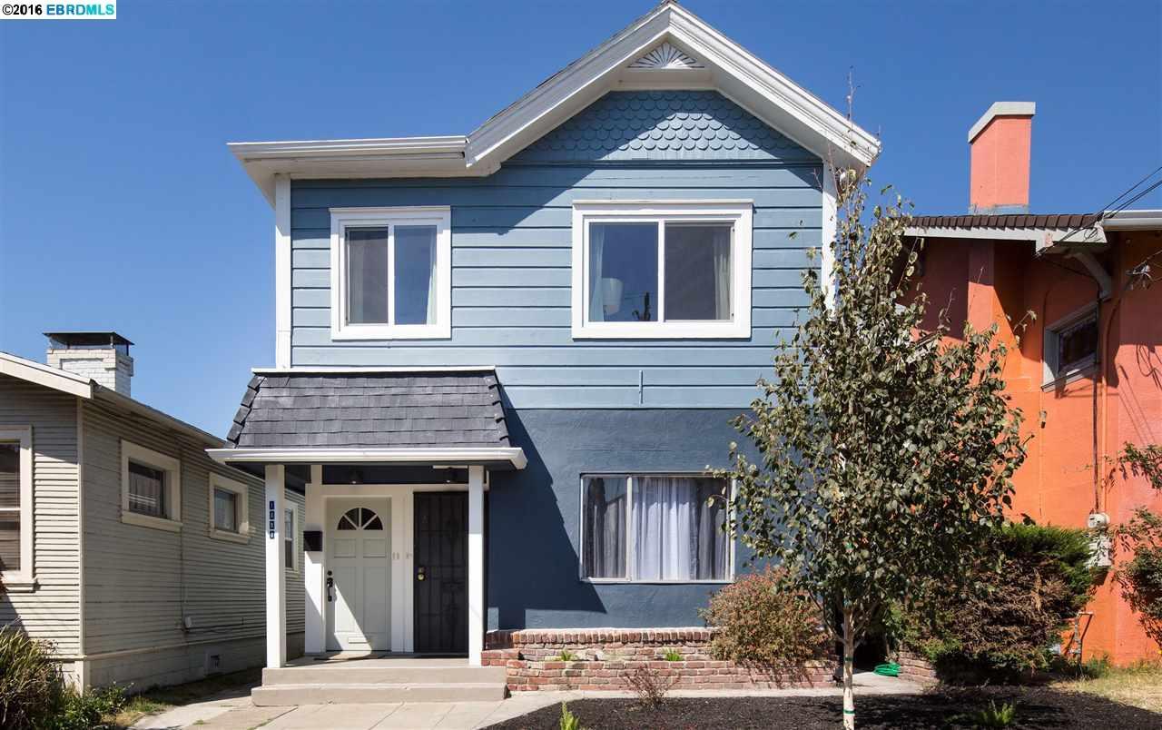 Многосемейный дом для того Продажа на 1000 39th STREET Oakland, Калифорния 94608 Соединенные Штаты