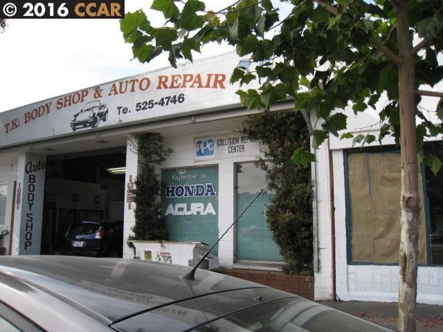 商用 為 出售 在 10551 San Pablo Avenue El Cerrito, 加利福尼亞州 94530 美國