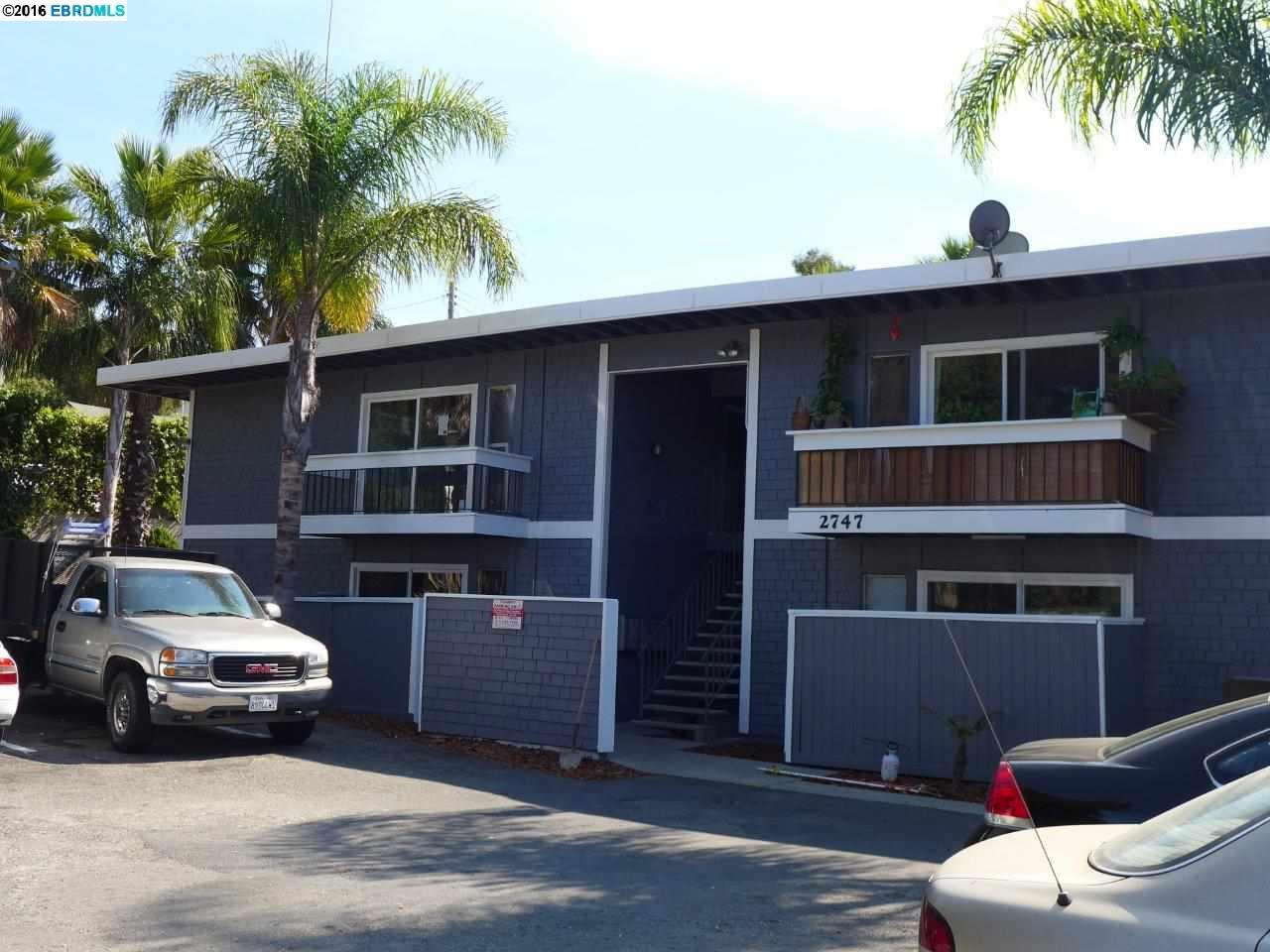 Multi-Family Home for Sale at 2743 Nicol Avenue Oakland, California 94602 United States