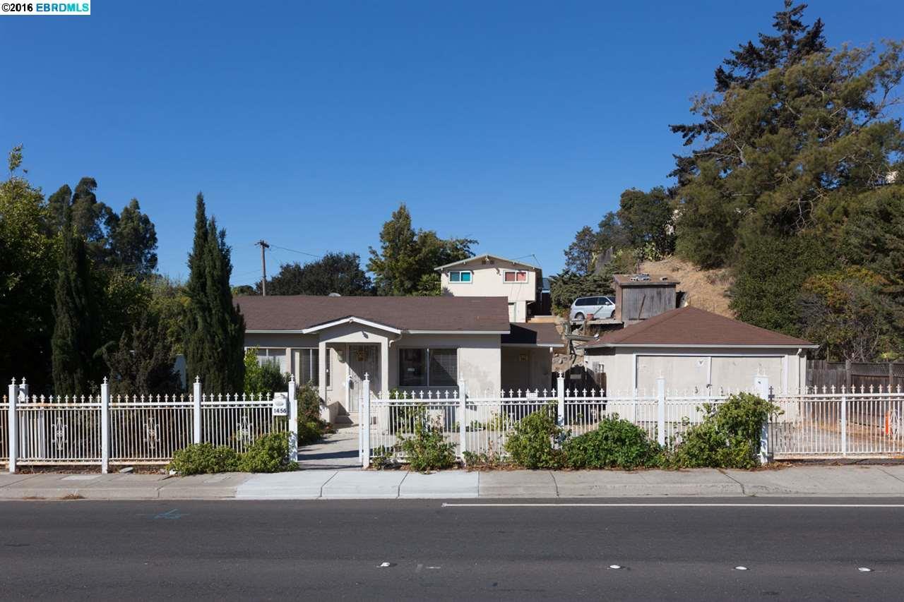 Einfamilienhaus für Verkauf beim 1456 SAN PABLO Avenue Pinole, Kalifornien 94564 Vereinigte Staaten