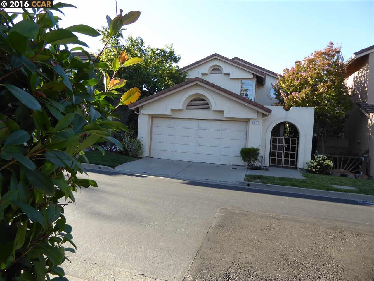 1033, Lakeridge Place San Ramon Ca 94520