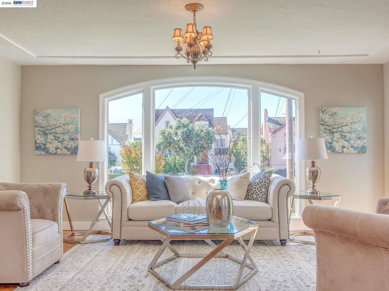 Casa Unifamiliar por un Venta en 2441 Otis Drive Alameda, California 94501 Estados Unidos