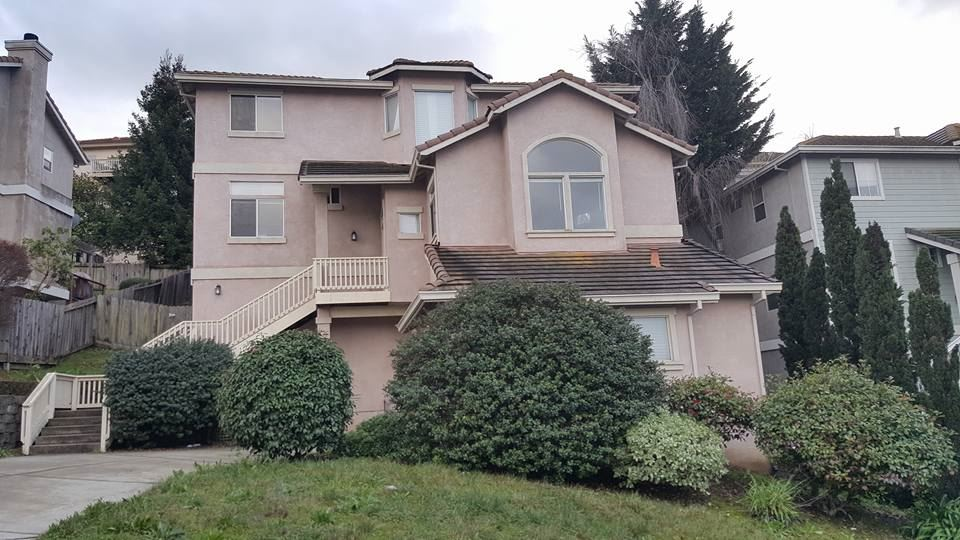 Single Family Home for Sale at 837 BRIDGEWAY Circle El Sobrante, California 94803 United States