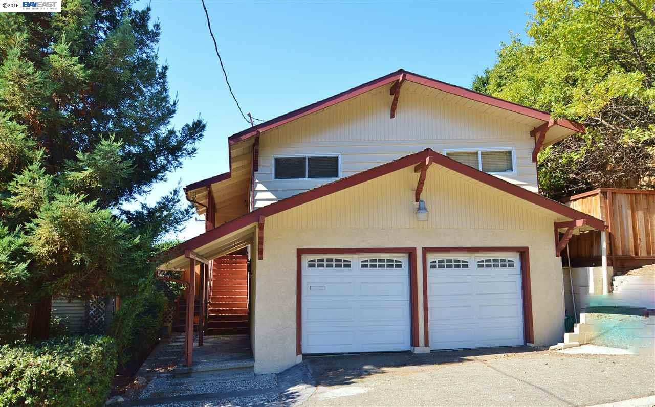 Single Family Home for Sale at 19159 Crest Avenue Castro Valley, California 94546 United States