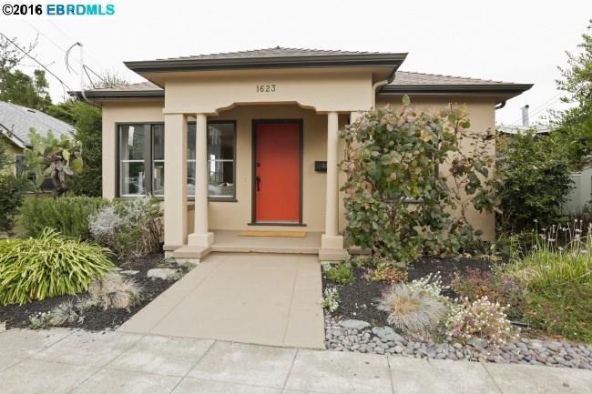 獨棟家庭住宅 為 出售 在 1623 TACOMA Avenue Berkeley, 加利福尼亞州 94707 美國