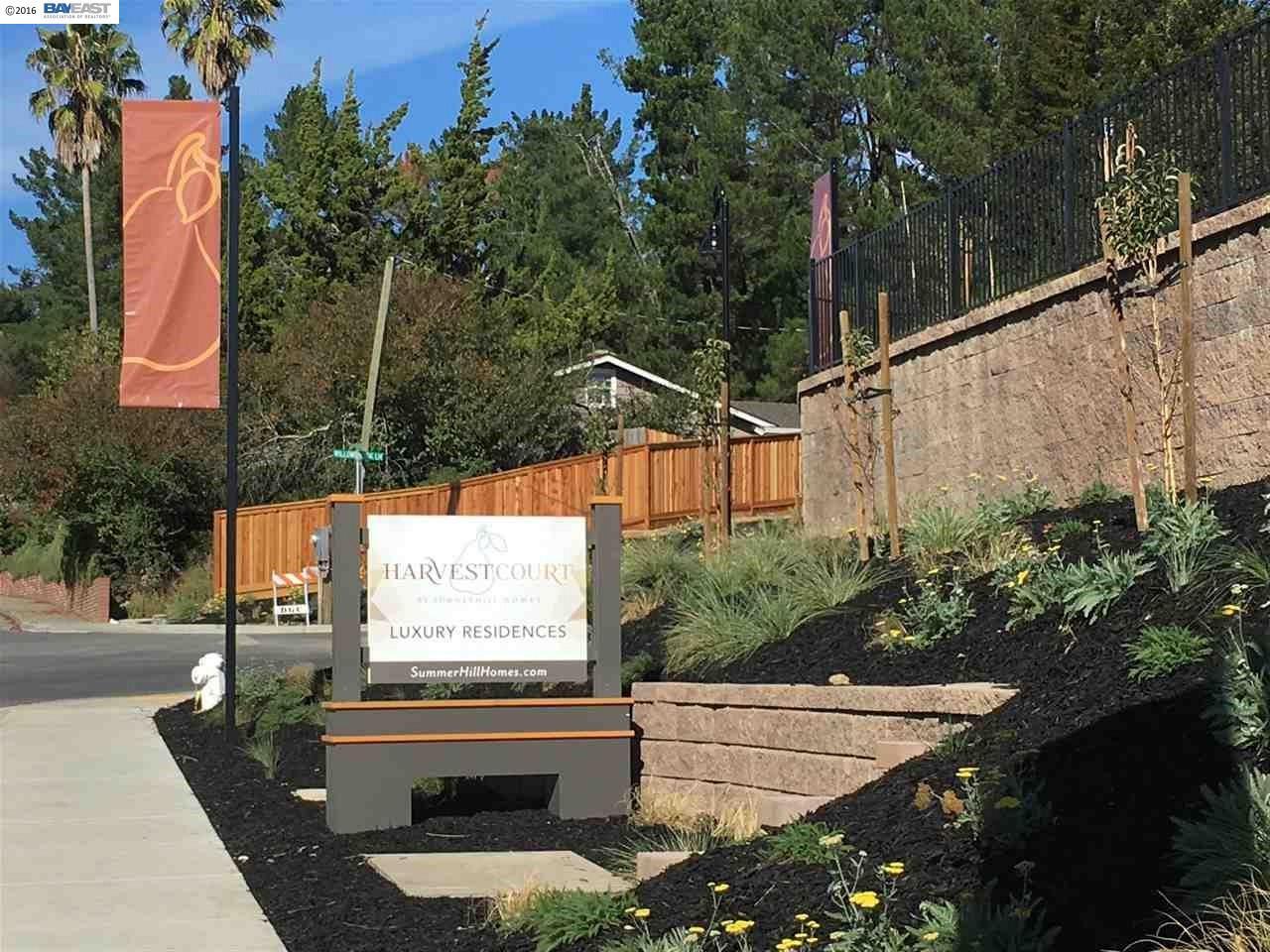 Single Family Home for Sale at 193 Willowbrook Lane Moraga, California 94556 United States