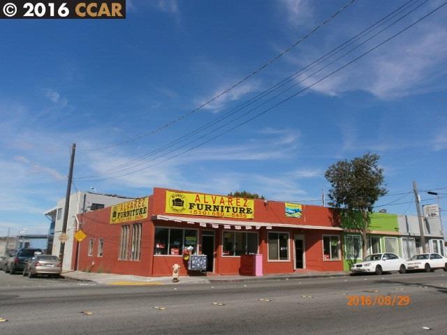 Comercial por un Venta en 967 13Th Street Richmond, California 94801 Estados Unidos