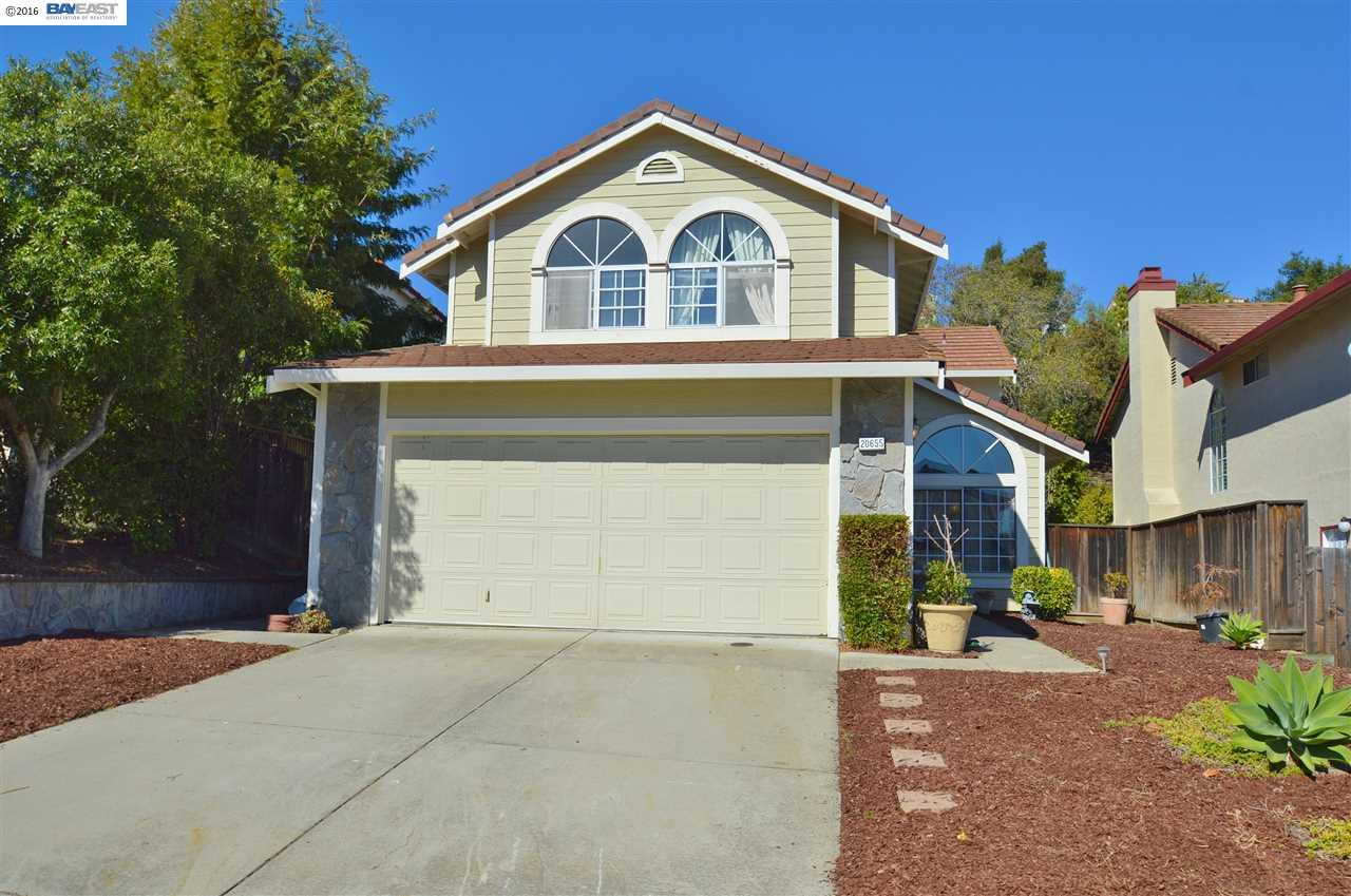 20655 Glenwood Dr, CASTRO VALLEY, CA 94552