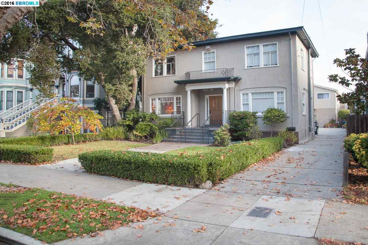 Single Family Home for Rent at 2159 Central Avenue 2159 Central Avenue Alameda, California 94501 United States