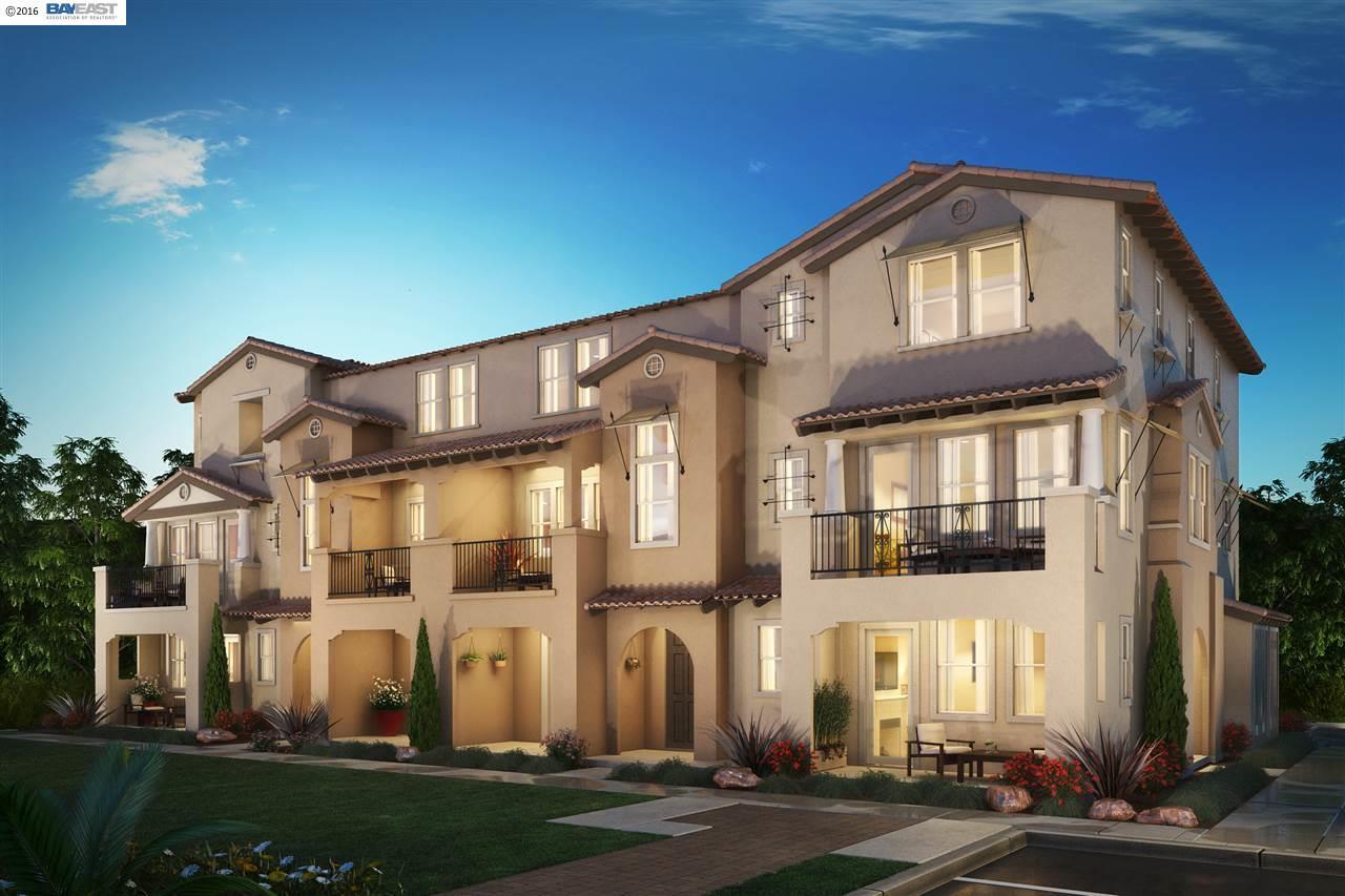 Maison accolée pour l Vente à 34641 Acquaviva Terrace 34641 Acquaviva Terrace Fremont, Californie 94555 États-Unis