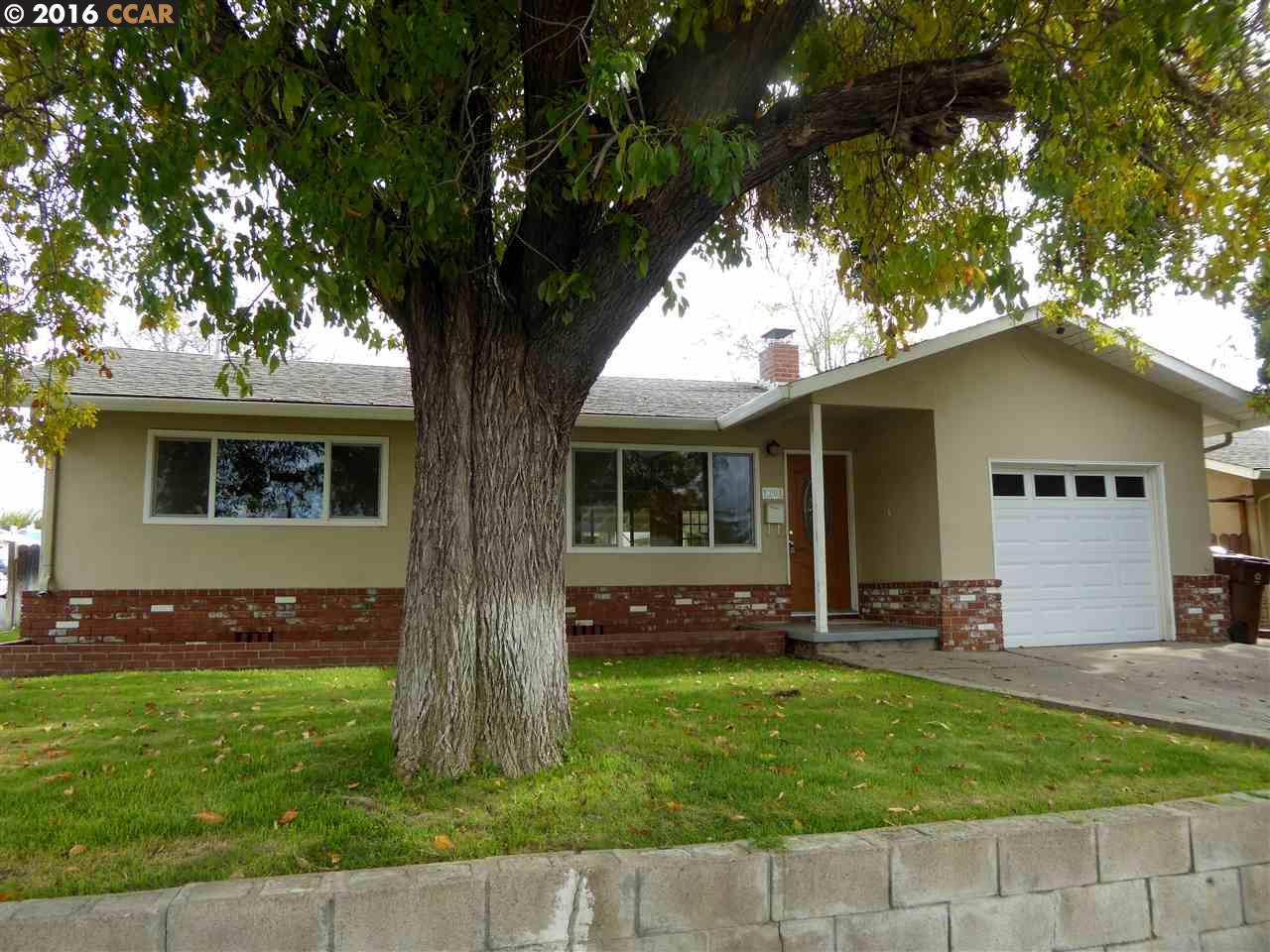Single Family Home for Sale at 1201 Miller Street Antioch, California 94509 United States