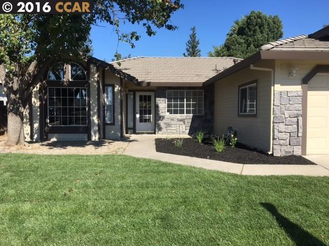 Single Family Home for Sale at 1825 Blueridge Court 1825 Blueridge Court Modesto, California 95351 United States