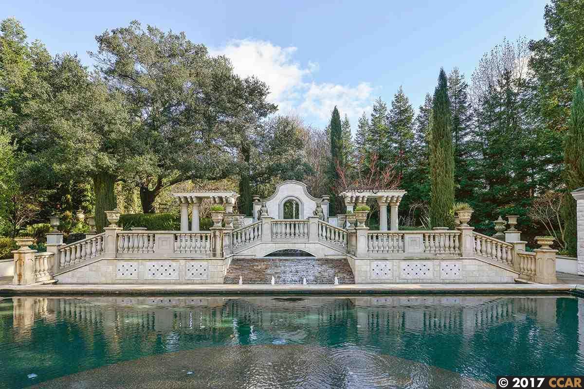 Частный односемейный дом для того Продажа на 125 Stephanie Lane Alamo, Калифорния 94507 Соединенные Штаты