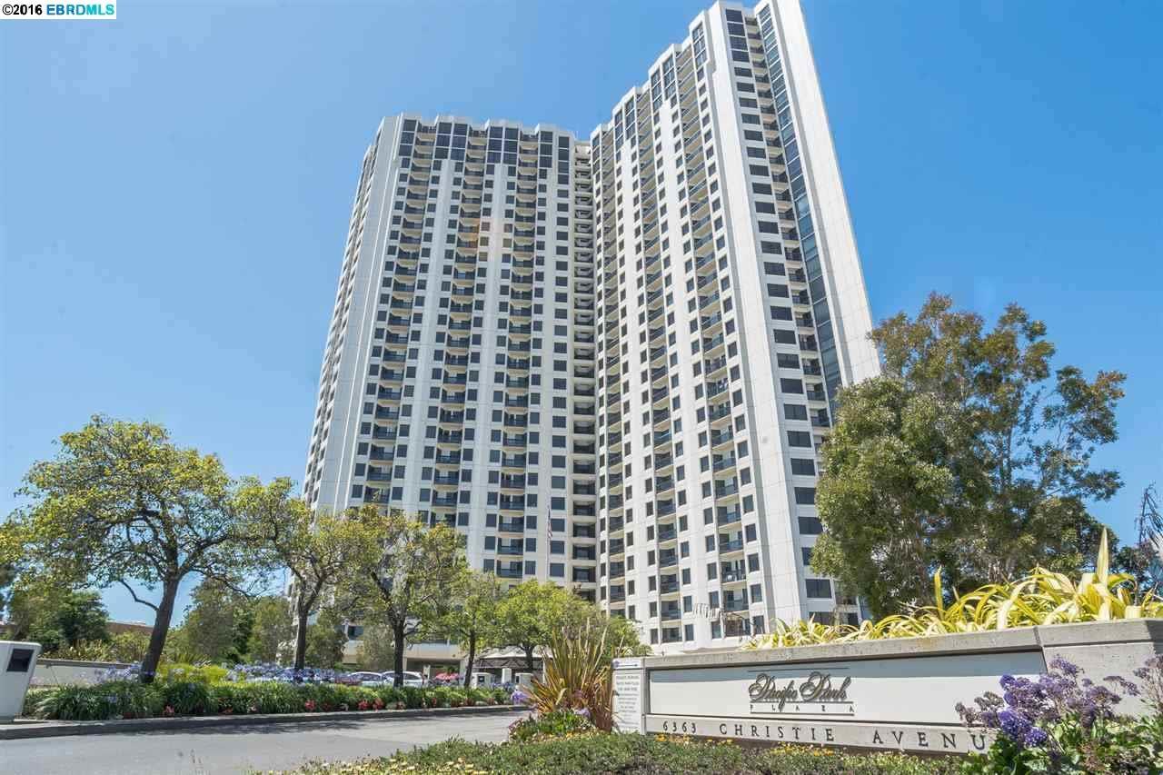 Condominium for Sale at 6363 Christie Emeryville, California 94608 United States