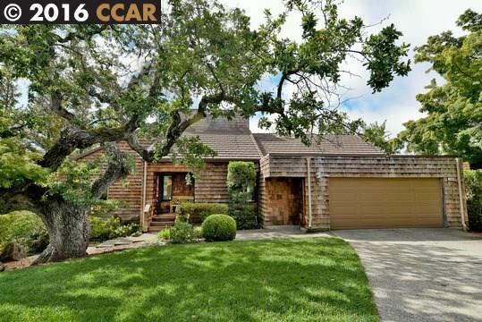واحد منزل الأسرة للـ Rent في 1804 Pasto Court Walnut Creek, California 94549 United States