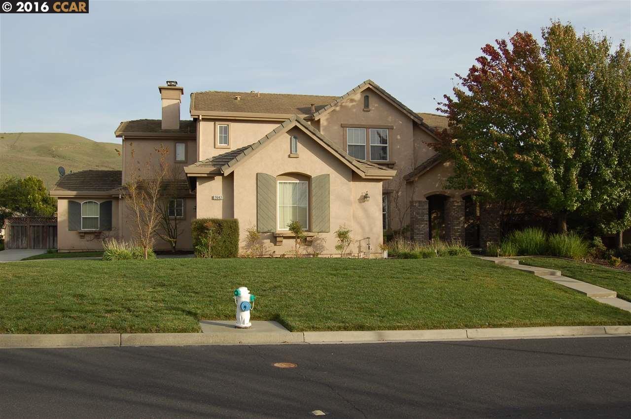 Einfamilienhaus für Verkauf beim 2642 Marshfield Road Vallejo, Kalifornien 94591 Vereinigte Staaten