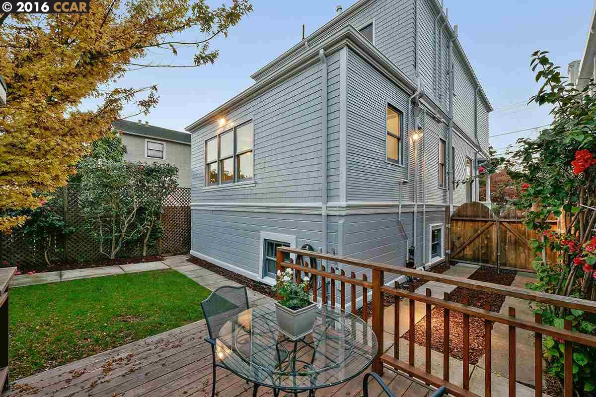 Additional photo for property listing at 1218 Chestnut Street  Alameda, California 94501 United States