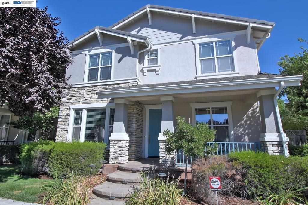Single Family Home for Sale at 1357 WHISPERING OAKS WAY Pleasanton, California 94566 United States