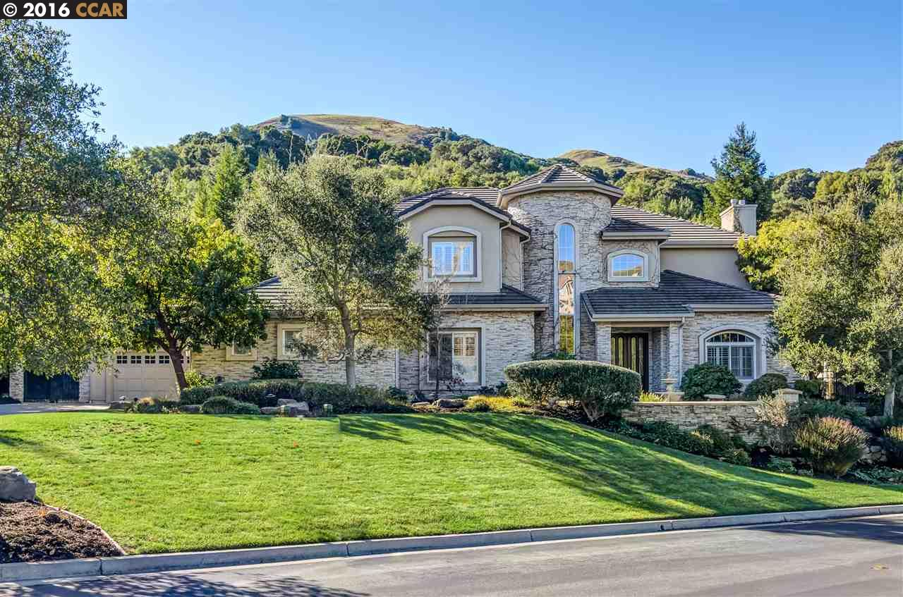 Single Family Home for Sale at 2380 Ashbourne Drive San Ramon, California 94583 United States