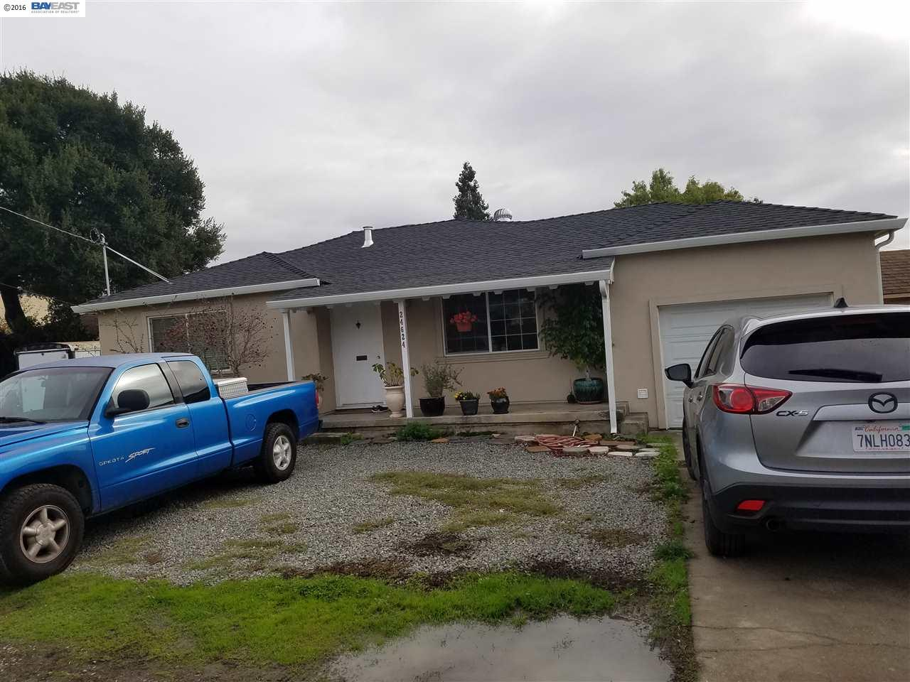 Multi-Family Home for Sale at 24618 Oneil Avenue Hayward, California 94544 United States