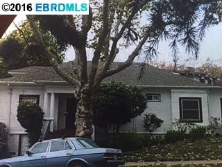 Single Family Home for Rent at 901 Kingston Avenue Piedmont, California 94611 United States