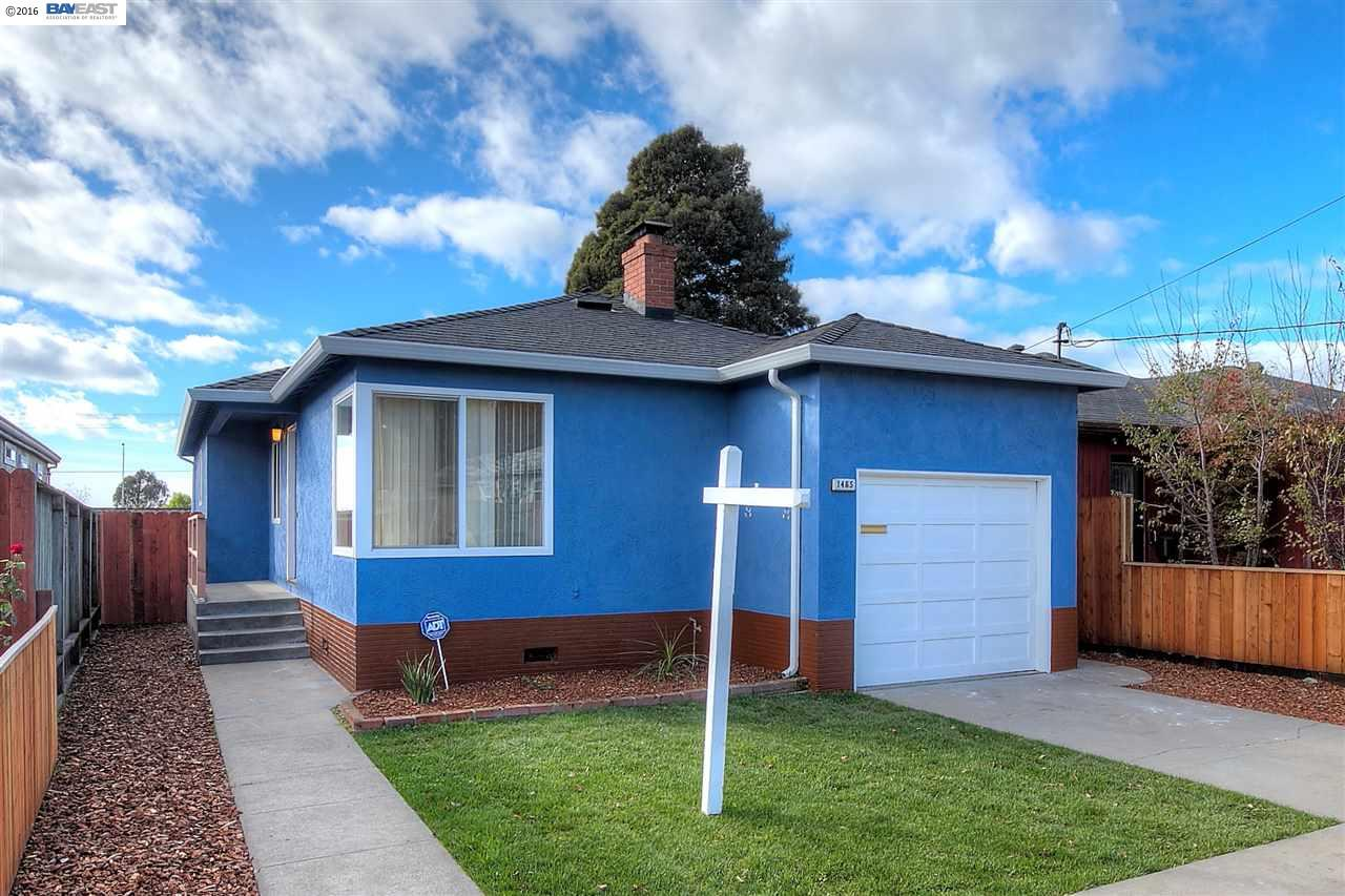 1465 MONTEREY ST, RICHMOND, CA 94804