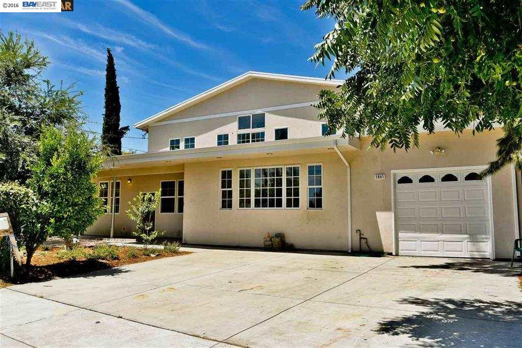 Single Family Home for Sale at 1841 Florence Lane Concord, California 94520 United States