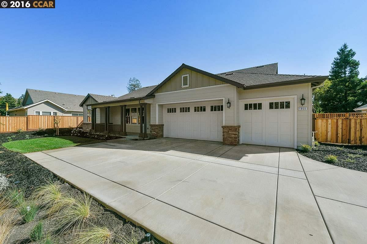 Single Family Home for Sale at 4924 Laurel Drive - Lot B Concord, California 94521 United States