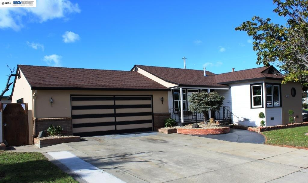 Single Family Home for Sale at 21925 Ada Street Castro Valley, California 94546 United States
