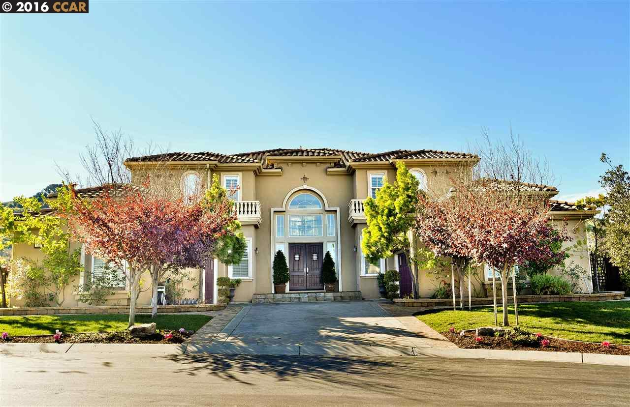 Single Family Home for Sale at 539 Wycombe Court San Ramon, California 94583 United States