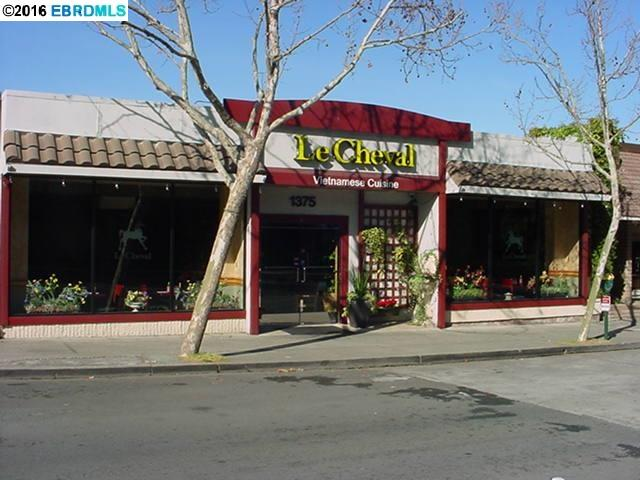 Commercial for Sale at 1375 N BROADWAY 1375 N BROADWAY Walnut Creek, California 94596 United States