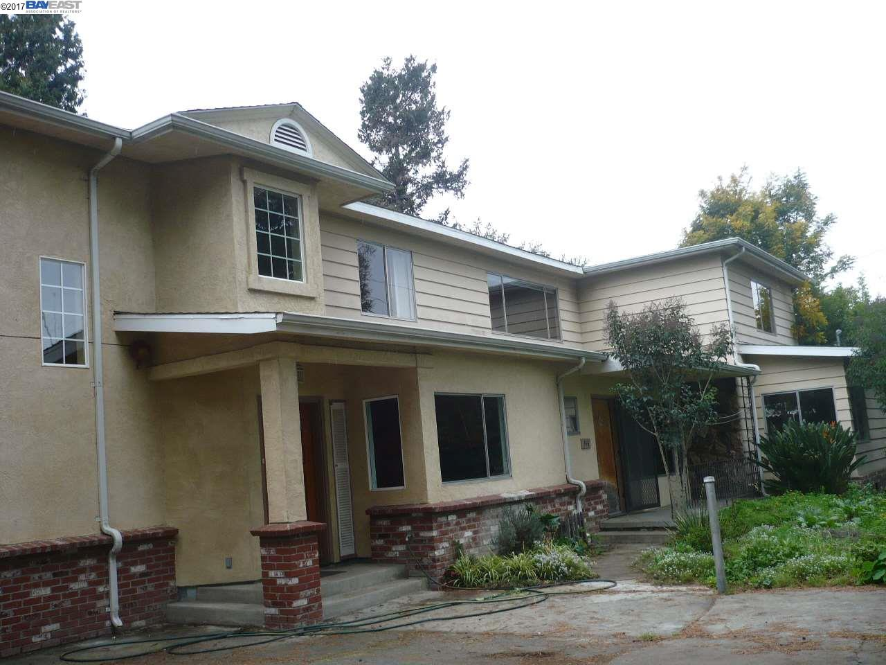 Многосемейный дом для того Продажа на 146 Medford Avenue Hayward, Калифорния 94541 Соединенные Штаты