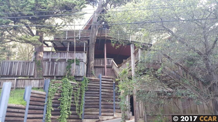 一戸建て のために 売買 アット 2140 Arrowhead 2140 Arrowhead Oakland, カリフォルニア 94611 アメリカ合衆国