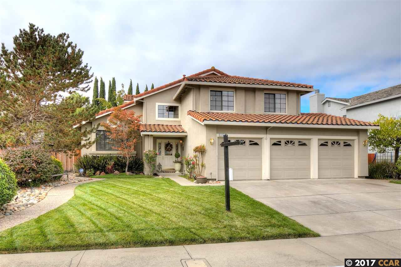 Single Family Home for Sale at 3236 MELANIE Circle Pleasanton, California 94588 United States