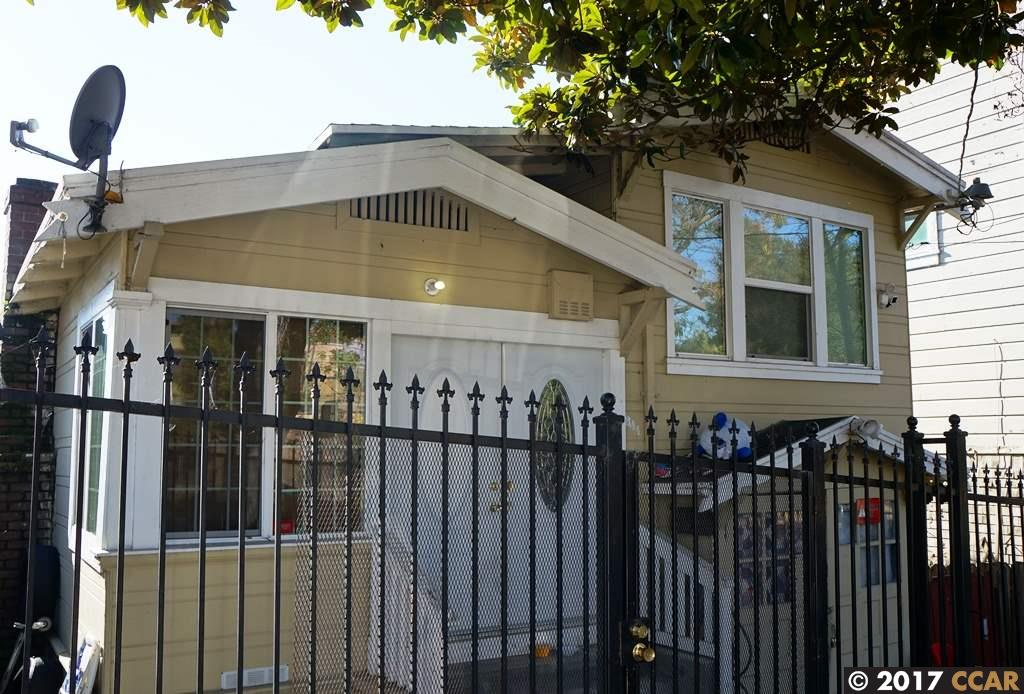 Multi-Family Home for Sale at 1841 E 19Th Street Oakland, California 94606 United States