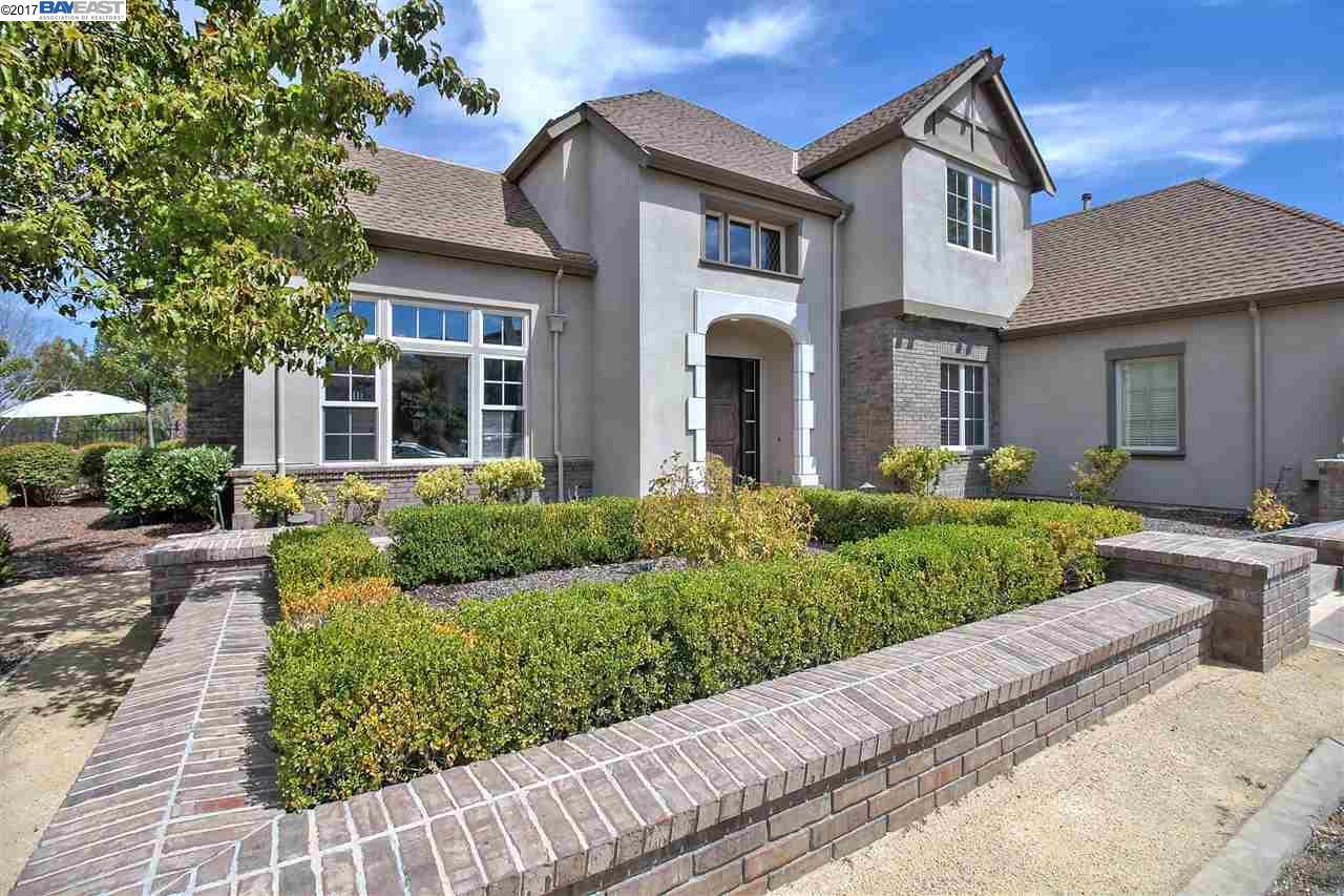 Single Family Home for Sale at 4306 Campinia Place Pleasanton, California 94566 United States