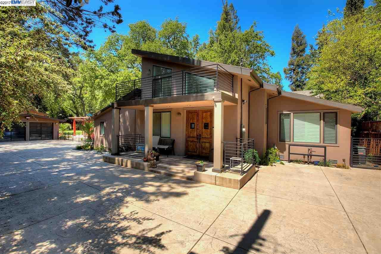 Single Family Home for Sale at 2631 Danville Blvd Alamo, California 94507 United States