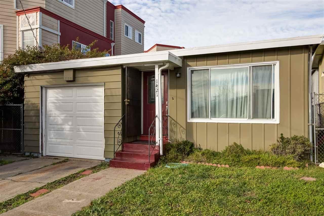 1421 Ashby Ave, BERKELEY, CA 94702