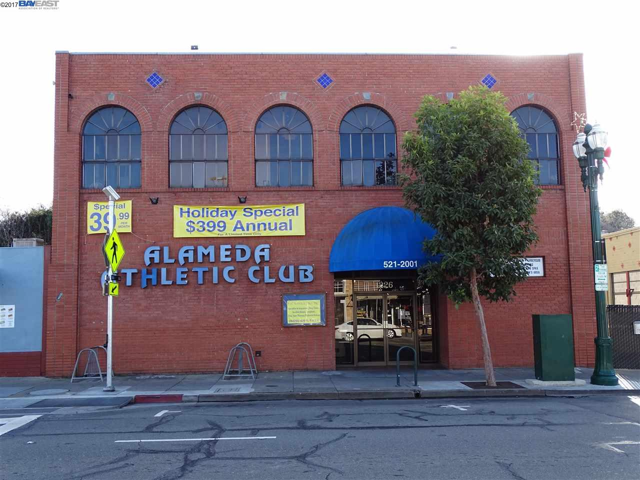 Commercial for Sale at 1226 Park Street Alameda, California 94501 United States