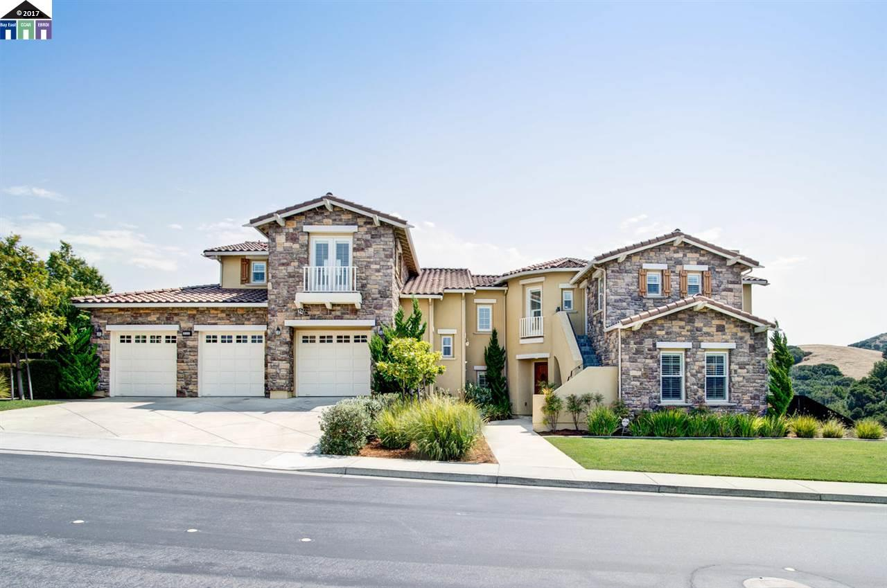 Single Family Home for Sale at 3333 Ashbourne Circle San Ramon, California 94583 United States