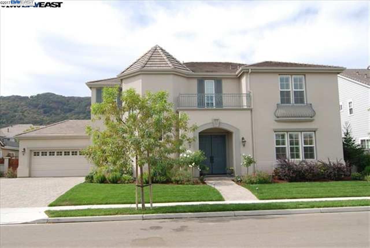 Single Family Home for Sale at 1722 LAGUNA HILLS Lane Pleasanton, California 94566 United States